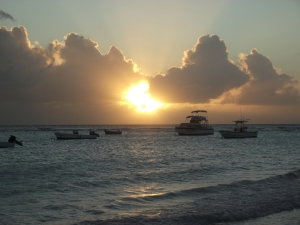 And another thing: Everyone should see a Bajan sunset at least once in their lifetime.